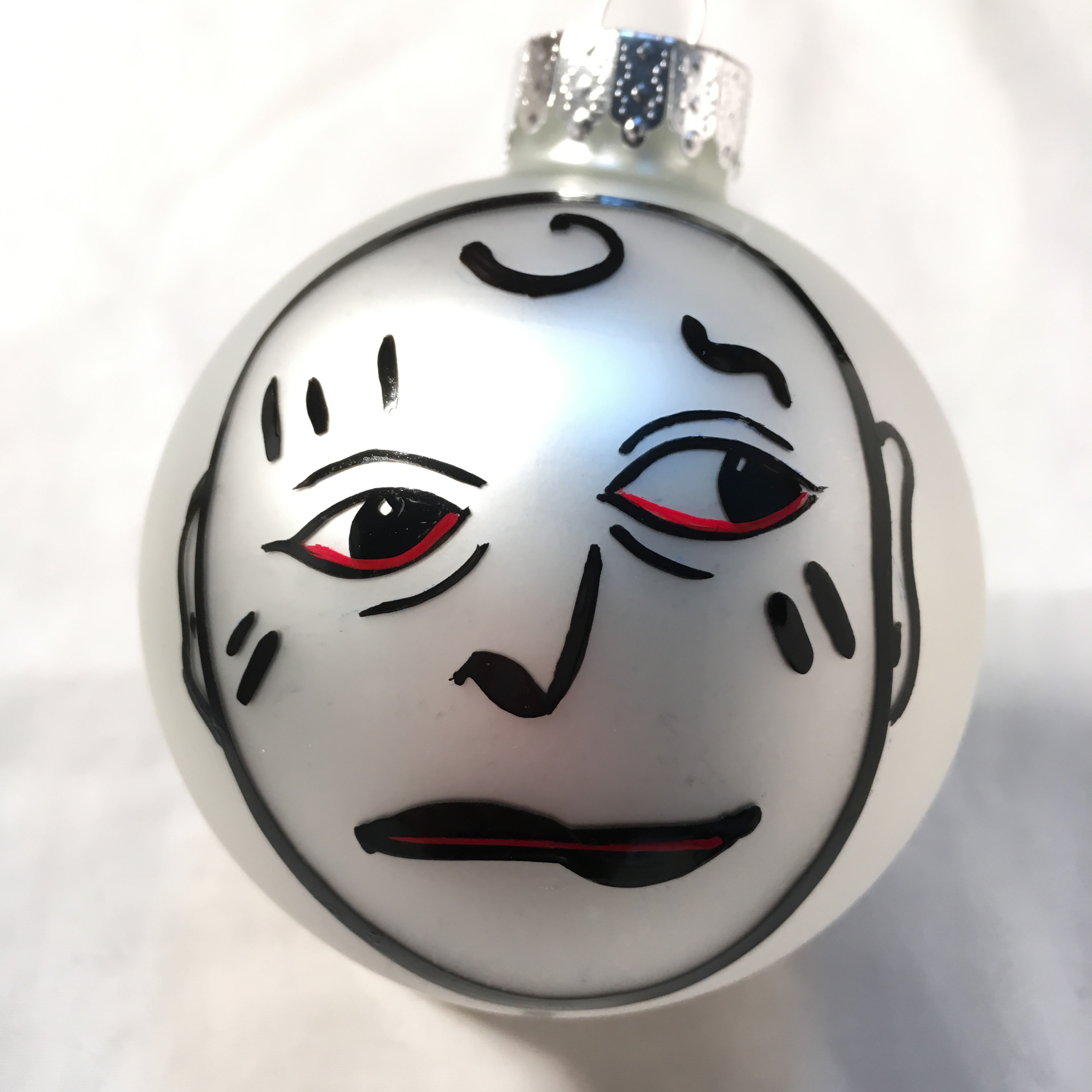 Satori ornament