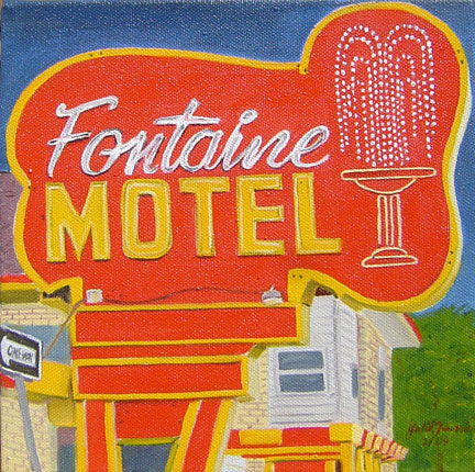 Fontaine Motel